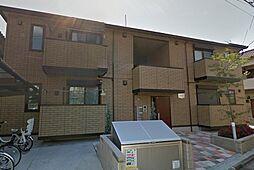 東京都世田谷区祖師谷4丁目の賃貸アパートの外観