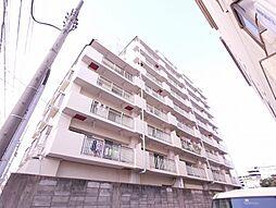 岡山県岡山市北区下石井2丁目の賃貸マンションの外観