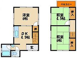 塩屋駅 4.2万円