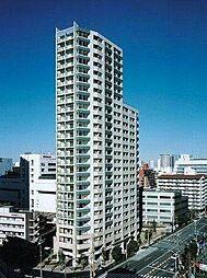 カスタリアタワー品川シーサイド[16階]の外観