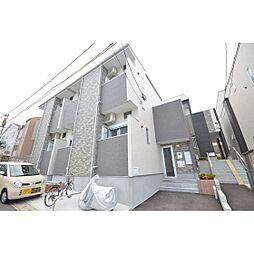 福岡県福岡市博多区博多駅南3丁目の賃貸アパートの外観