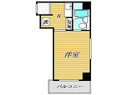 ワコーレ高島平[4階]の間取り
