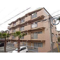 静岡県浜松市中区蜆塚1丁目の賃貸マンションの外観