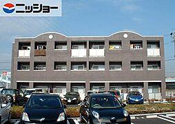 サンリッツ高宮B棟[3階]の外観