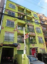 大阪府大阪市淀川区東三国6丁目の賃貸マンションの外観