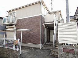 コンフォート軽里[1階]の外観