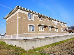 奈良県天理市石上町の賃貸アパートの外観