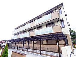 ヴィラージュA[1階]の外観