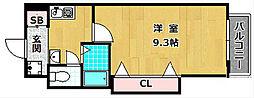 M'PLAZA津田駅前十一番館[3階]の間取り