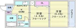 東照宮駅 5.9万円