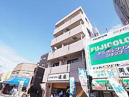 第10竹すしビル[201号室]の外観