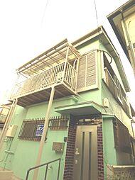 [一戸建] 埼玉県川口市南鳩ヶ谷5丁目 の賃貸【/】の外観