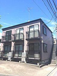 グランドゥール北町[2階]の外観