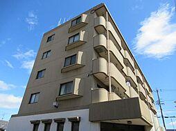 愛知県名古屋市熱田区千年1丁目の賃貸マンションの外観