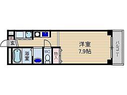 セントーレア[4階]の間取り