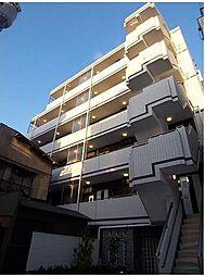 東京都品川区二葉2丁目の賃貸マンションの外観写真