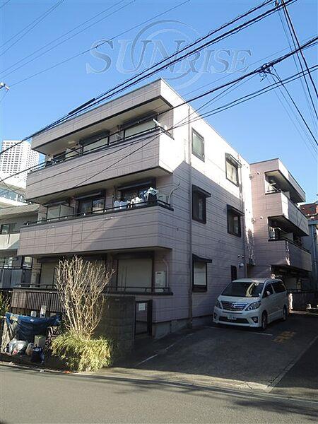 ビクトワール西新宿[3階]の外観