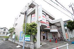 愛知県名古屋市天白区一つ山3丁目の賃貸マンションの外観