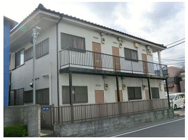 ボナール8 2階の賃貸【東京都 / 足立区】