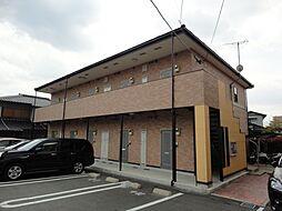 カレント上吉田I[2階]の外観