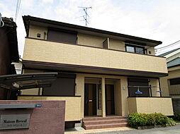 大阪府八尾市久宝寺3丁目の賃貸アパートの外観