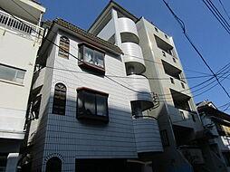 山坂ハイツ[1階]の外観