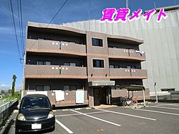 三重県四日市市富田3丁目の賃貸マンションの外観