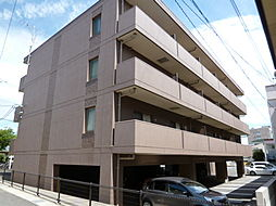 岡山県倉敷市老松町5丁目の賃貸マンションの外観