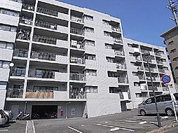 奈良県生駒市萩の台1丁目の賃貸マンションの外観