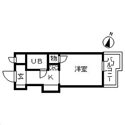 TOP・金町[0512号室]の間取り