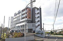 福岡県北九州市八幡西区皇后崎町の賃貸マンションの外観