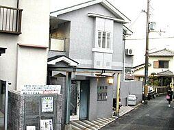 シティパレス生駒東松ヶ丘P−2[3階]の外観