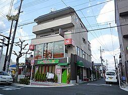 第23長栄京米ビルマンション[4階]の外観