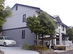 兵庫県神戸市垂水区桃山台3丁目の賃貸アパートの外観