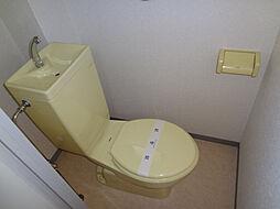 good lookingのトイレ