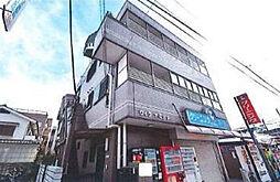埼玉県戸田市本町1丁目の賃貸マンションの外観