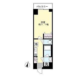 ステージグランデ生田駅前[-1階]の間取り