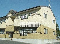 ローズガーデン・鹿菅 B[1階]の外観