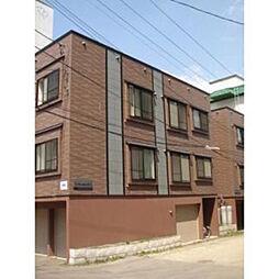 札幌市営東西線 バスセンター前駅 徒歩8分の賃貸アパート