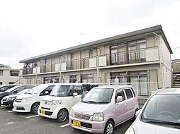 大阪府枚方市長尾元町2丁目の賃貸アパートの外観