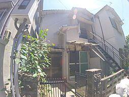 [テラスハウス] 兵庫県川西市花屋敷1丁目 の賃貸【兵庫県 / 川西市】の外観