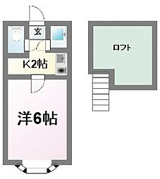 清瀬駅 4.2万円