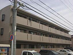 愛知県名古屋市天白区天白町大字八事字裏山の賃貸マンションの外観