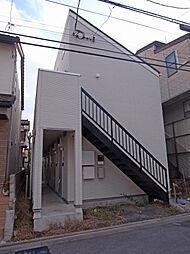 埼玉県さいたま市南区曲本2丁目の賃貸アパートの外観