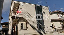 KUGOハイツ[203号室]の外観