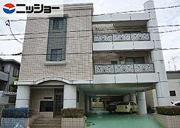 ユングハイム小幡[3階]の外観