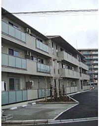 神奈川県藤沢市菖蒲沢の賃貸アパートの外観