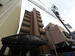 ソレアード関戸[3階]の外観