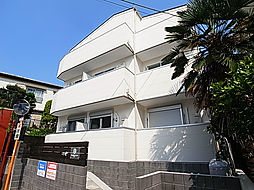 千葉県松戸市三ケ月の賃貸アパートの外観