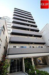 ジェノヴィア川崎駅グリーンヴェール[5階]の外観